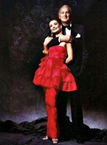 Audrey Hepburn and Hubert de Givenchy