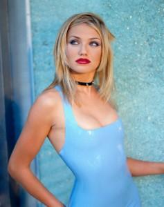 Actress Cameron Diaz